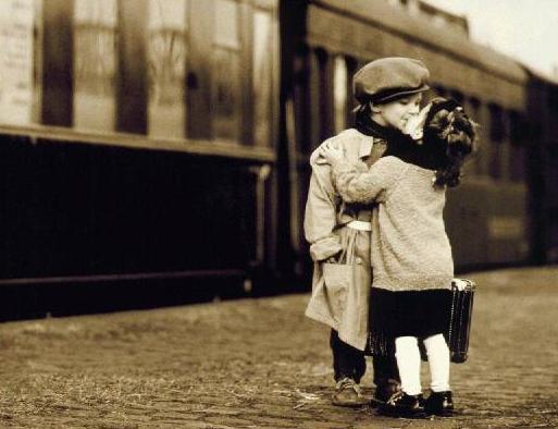 kid kiss